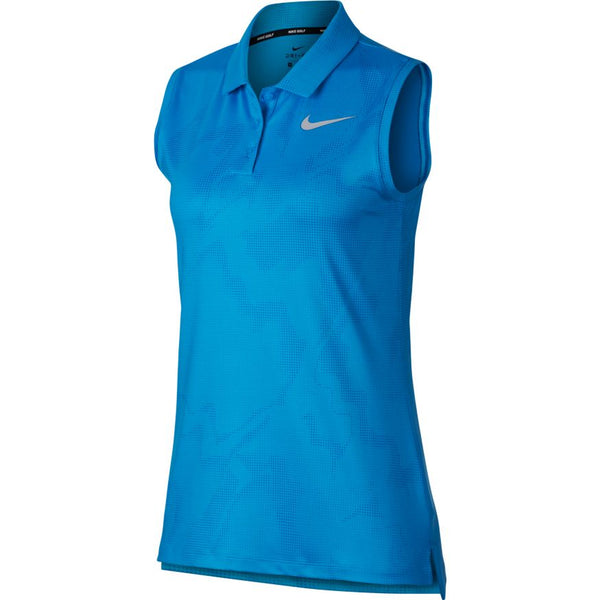 Nike Women's Dry Sleeveless Golf Polo - Miami Golf