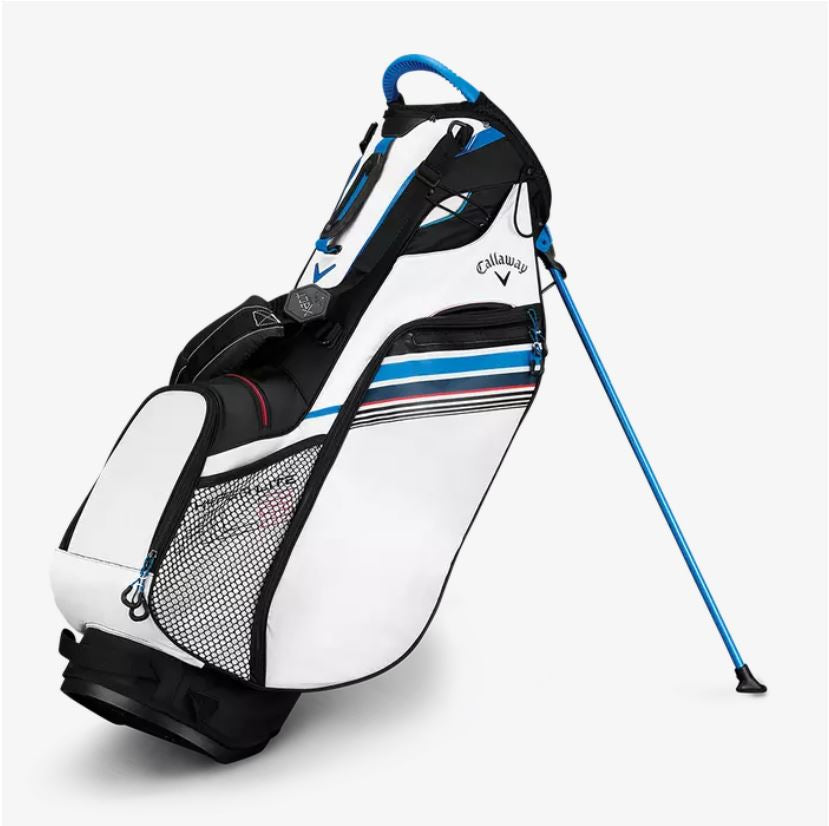CALLAWAY HYPER-LITE 3 DOUBLE STRAP STAND BAG - Miami Golf