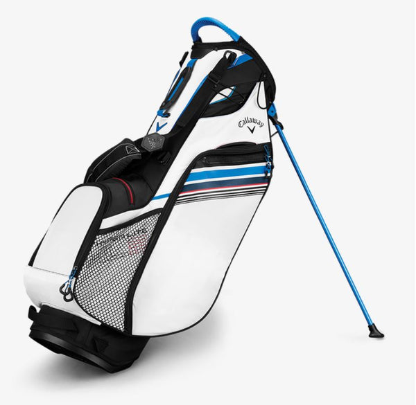 CALLAWAY HYPER LITE 3 SINGLE STRAP STAND BAG - Miami Golf