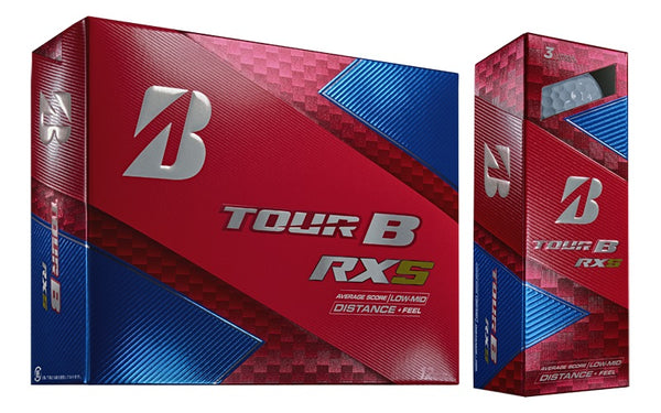 Bridgestone Tour B RXS Golf Balls - Miami Golf