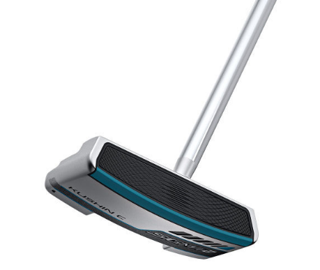 PING SIGMA 2 KUSHIN C PLATINUM GOLF PUTTER - Miami Golf