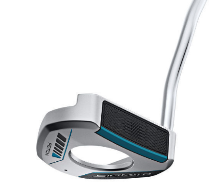 PING SIGMA 2 FETCH PLATINUM GOLF PUTTER