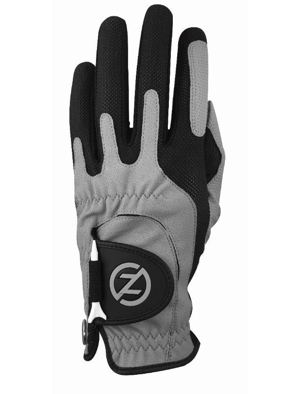 Zero Friction Universal Fit One Size Golf Glove (GRAY)