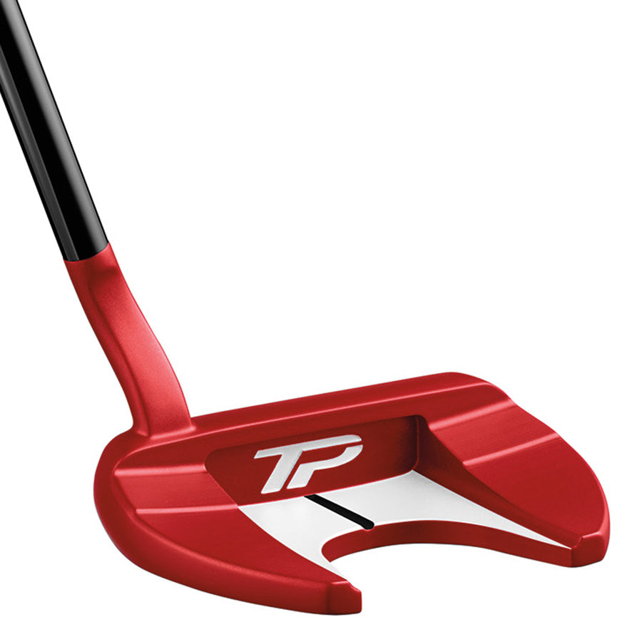 TAYLORMADE RED-WHITE ARDMORE 3 GOLF PUTTER - Miami Golf