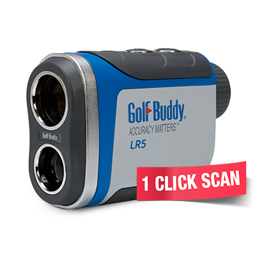 GOLFBUDDY LR5 RANGEFINDER - Miami Golf