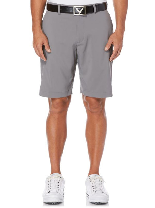 CALLAWAY MEN'S STRETCH SHORT WITH ACTIVE WAISTBAND (Quite Shade) - Miami Golf
