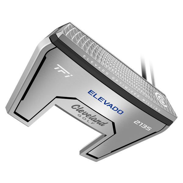 Cleveland TFI 2135 Satin Elevado Putter - Miami Golf