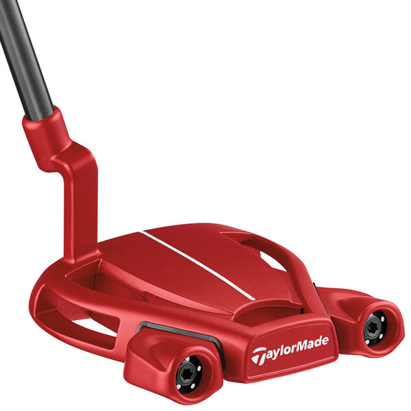 "TAYLORMADE SPIDER TOUR RED ""L"" NECK PUTTER"