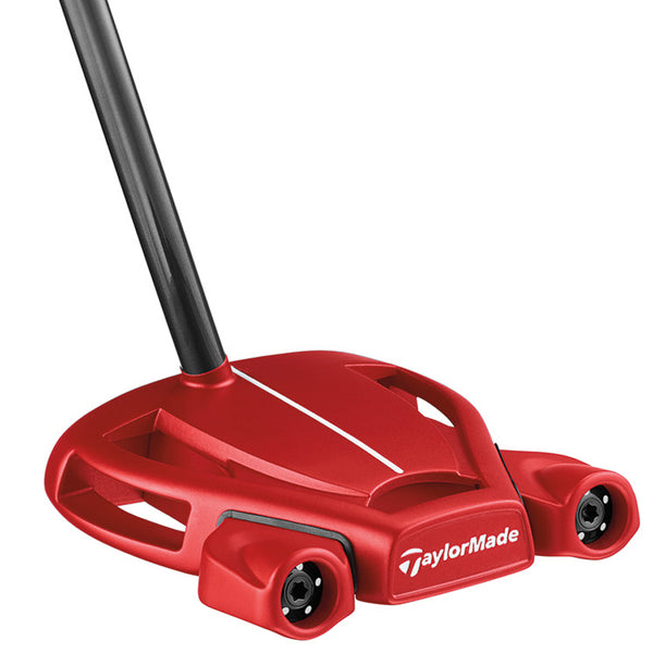 TAYLORMADE SPIDER TOUR RED CENTER SHAFT PUTTER