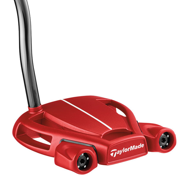 TAYLORMADE SPIDER TOUR RED DOULBLE BEND PUTTER