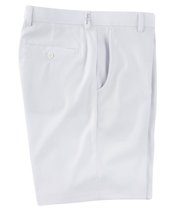 BOBBY JONES XH2O SOLID TECH SHORTS (WHITE) - Miami Golf