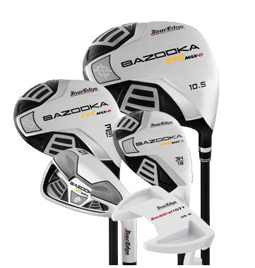 afd784f7 TOUR EDGE BAZOOKA HT MAX-D MENS COMPLETE SETS – Miami Golf