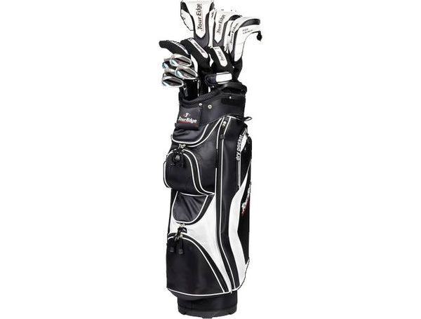 TOUR EDGE HOT LAUNCH SENIOR MENS COMPLETE SET