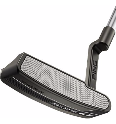 PING SIGMA G ANSER BLACK NICKEL PP60 PUTTER - Miami Golf