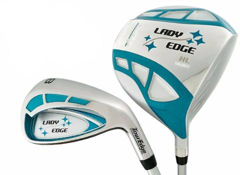 TOUR EDGE LADY EDGE IRON COMBO SET
