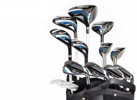 TOUR EDGE HOT LAUNCH PROGRESSIVE COMPLETE SET