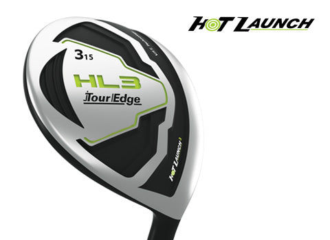 TOUR EDGE HOT LAUNCH 3 FAIRWAY