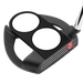 ODYSSEY O-WORKS BLACK 2-BALL FANG S PUTTER - Miami Golf