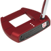 ODYSSEY O-WORKS RED JAILBIRD MINI PUTTER - Miami Golf