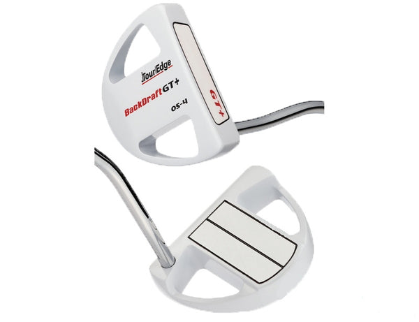 TOUR EDGE BACKDRAFT GT PLUS OS-4 PUTTER