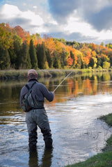 Basic Fishing Tip #2: Stream Fishing
