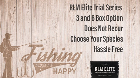 Simple Fishing Trial Series Elite Gift Box