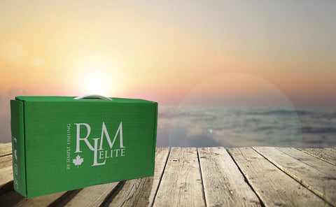 RLM Elite Fishing Tackle Subscription Box