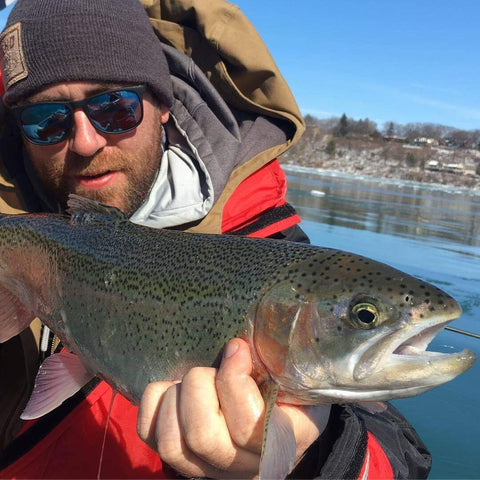 Big lake Trout