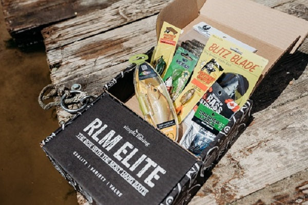 Walleye Lure Subscription box