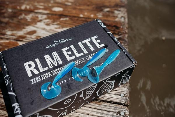 Soft Plastic from RLM Elite to for Largemouth and Smallmouth Bass