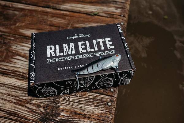 Big Baits for Big Fishing from Simple Fishing RLM Elite Multi Species Subscription Box