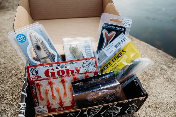 Bass Fishing Tackle Subscription