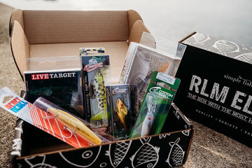 Tackle Subscription Box for pike