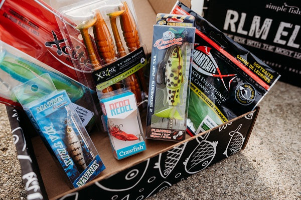 Walleye Tackle Subscription Box