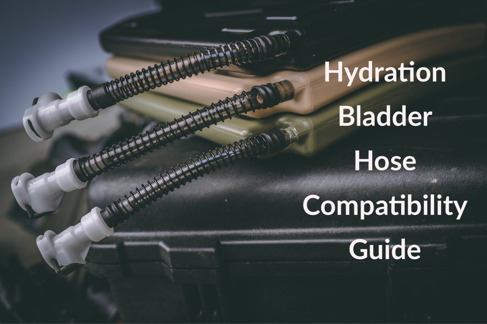 Hydration Bladder and Hose Compatibility Guide for IcePlate Classic and IcePlate Curve