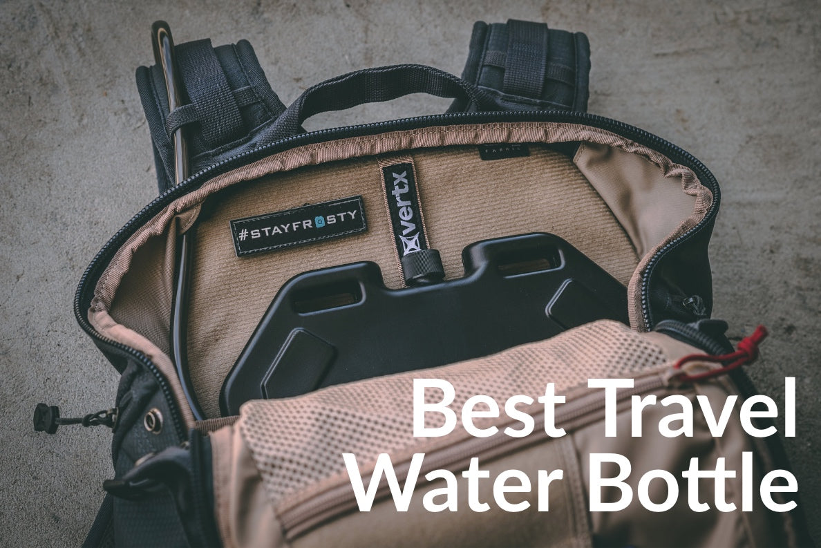 The Best Carry-On Water Bottle for Traveling