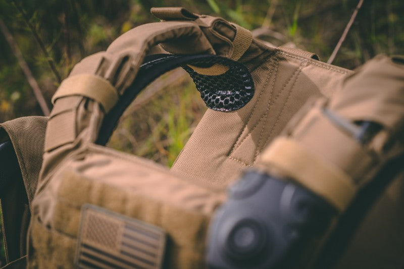 Qore Performance Introduces IceVents Plate Carrier Shoulder Pads