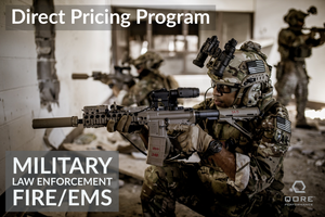 Do You Qualify for Our Military, Law Enforcement and Fire/EMS Direct Pricing Program?