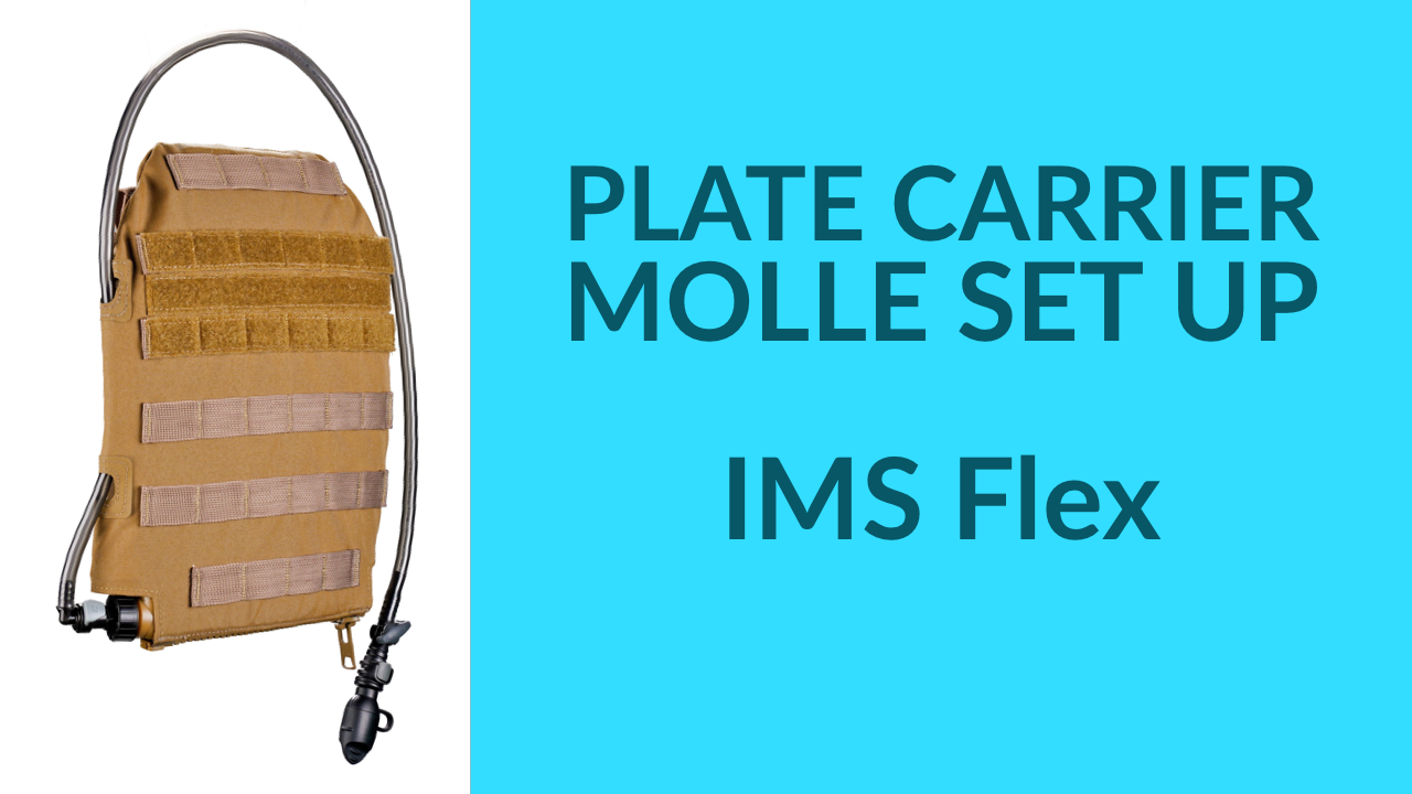 Is the IMS Flex/IcePlate MOLLE Combo Compatible with my Plate Carrier?