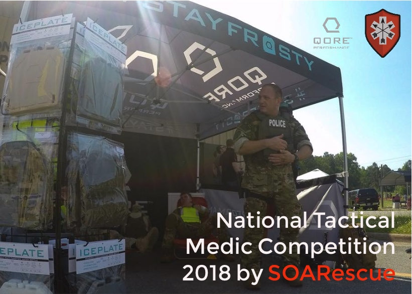National Tactical Medicine Competition 2018