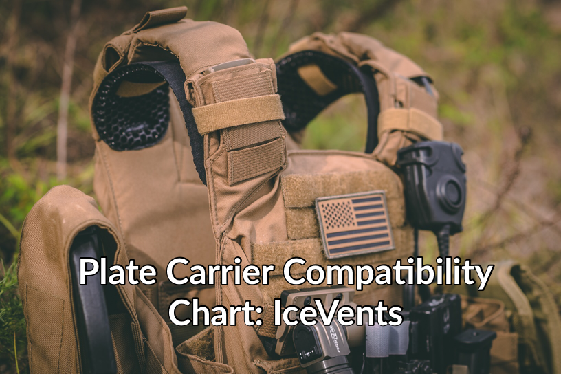 IceVents Universal Shoulder Pad Compatibility Guide: Plate Carriers, Rucks, and Chest Rigs