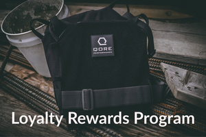 Qore Performance Loyalty Rewards Program