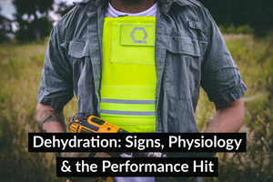 Dehydration Degrades Your Performance. Look For These Signs!
