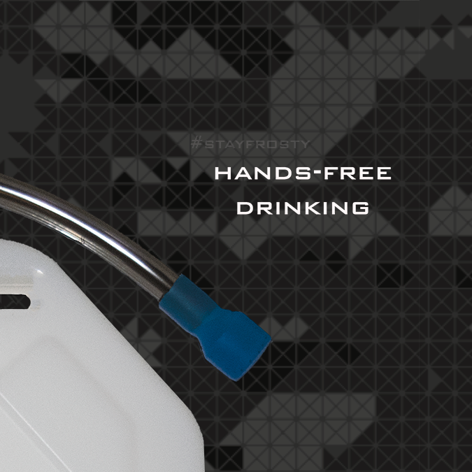 Hands-Free Drinking