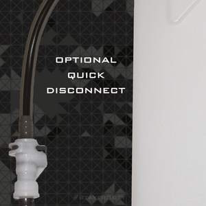 Optional Quick Disconnect