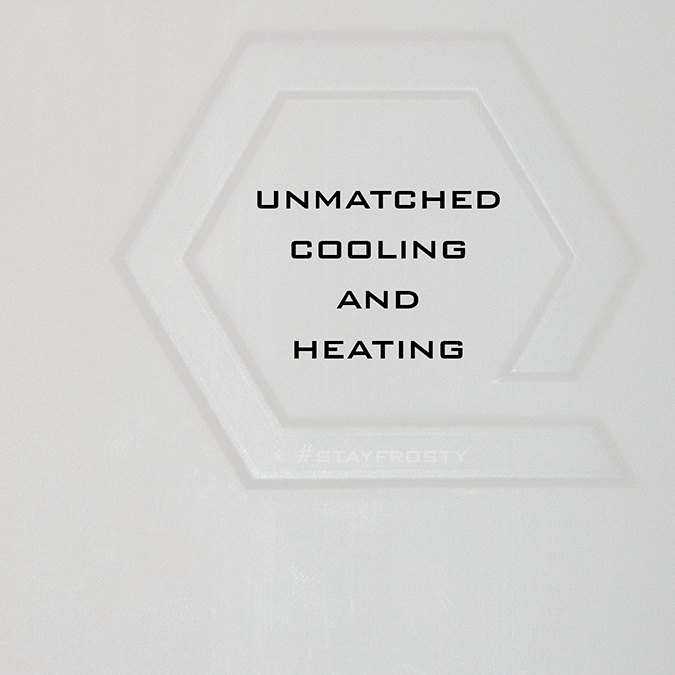 Unmatched Cooling and Heating