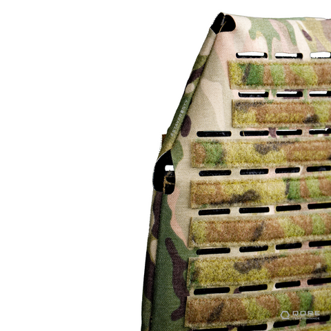 IcePlate MOLLE Sleeve MOLLE plate carrier hydration, cooling, heating better than Camelbak for Military, Special Operations Forces, SWAT, Security