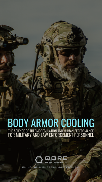body armor cooling