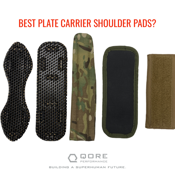 Who makes the best plate carrier shoulder pads?