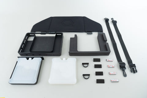 IceCase iPad Cooling Case for iPad 9.7 What's in the box